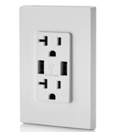 USB Outlet 20A x 2